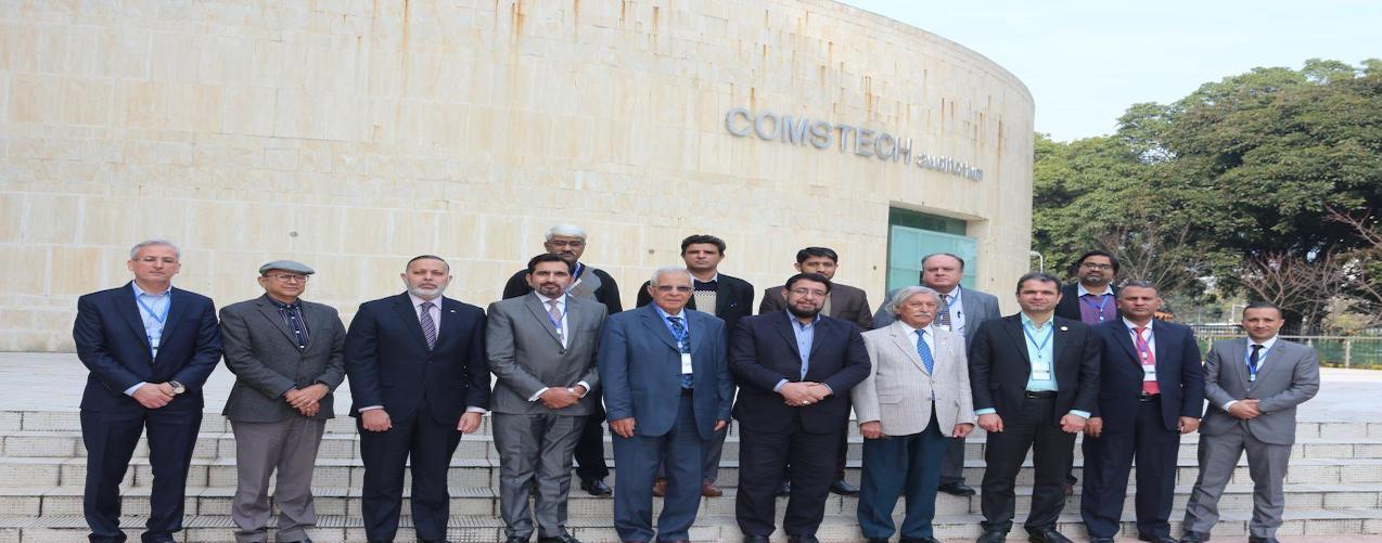 Secretary General of CINVU traveled to Pakistan by COMSTECH invitation